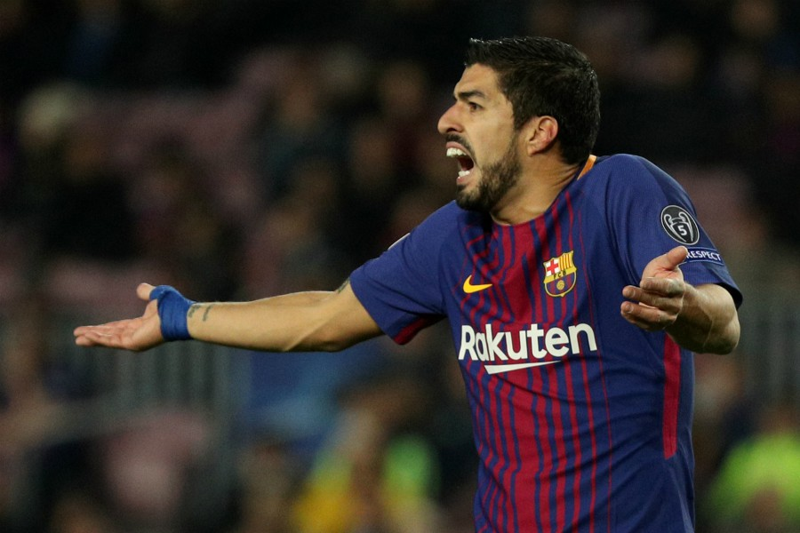 BREAKING NEWS: Barca confirm the absence for Suarez